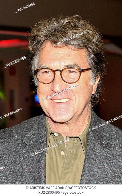 "Francois Cluzet attends the premiere of the Greek film """"Eteros Ego"""". Francois Cluzet participates in this film"