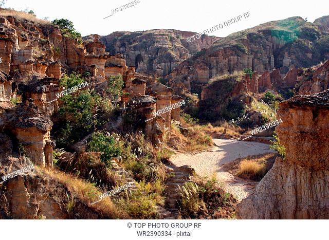 Karst landform Yunnan 2006