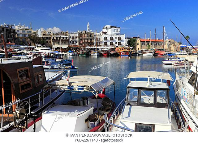 Kyrenia Harbour, North Cyprus