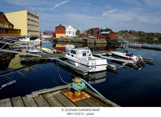 Stamsund Harbour