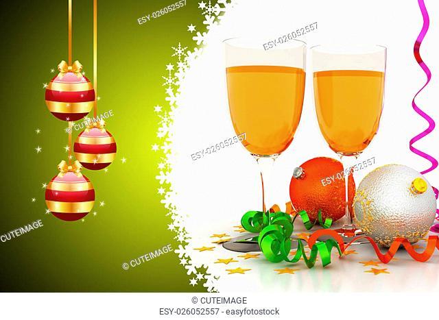 Christmas party celebration