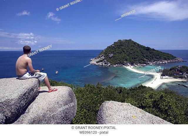 Nang Yuan Island, Ko Tao, Thailand