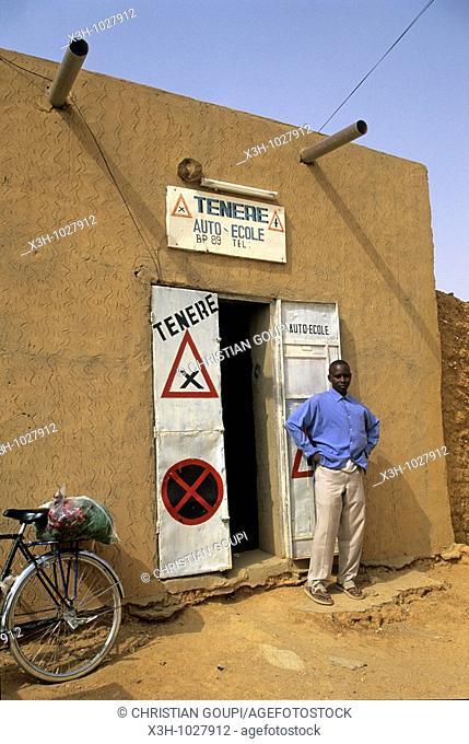 driving school,Agadez,Niger,Western Africa