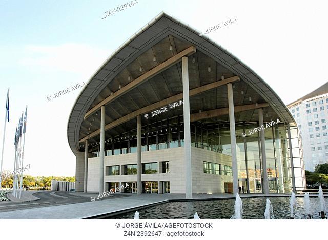 Convention Center, Valencia, Spain