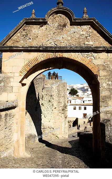 Ronda. Andalucia. Spain