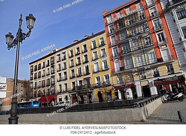 Madrid, Spain, Europe