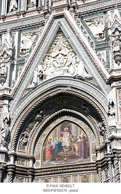 Italy, Tuscany, Florence, Cathedral, Santa Maria del Fiore