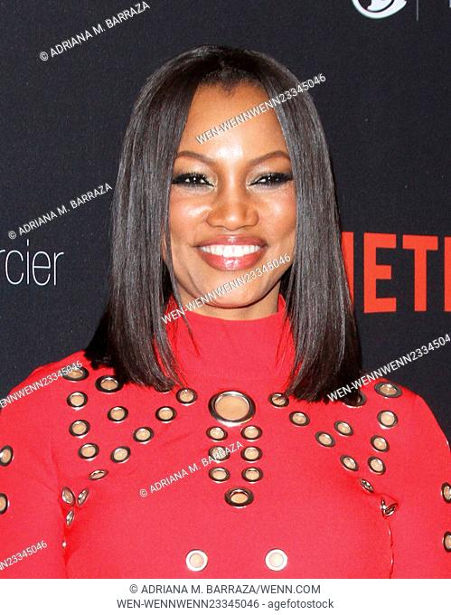 The Weinstein Company & Netflix 2016 Golden Globe After Party held at the Beverly Hilton Hotel Featuring: Garcelle Beauvais Where: Los Angeles, California