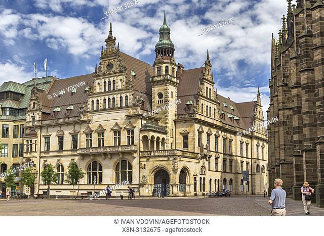 Commerzbank building (1906), Bremen, Germany