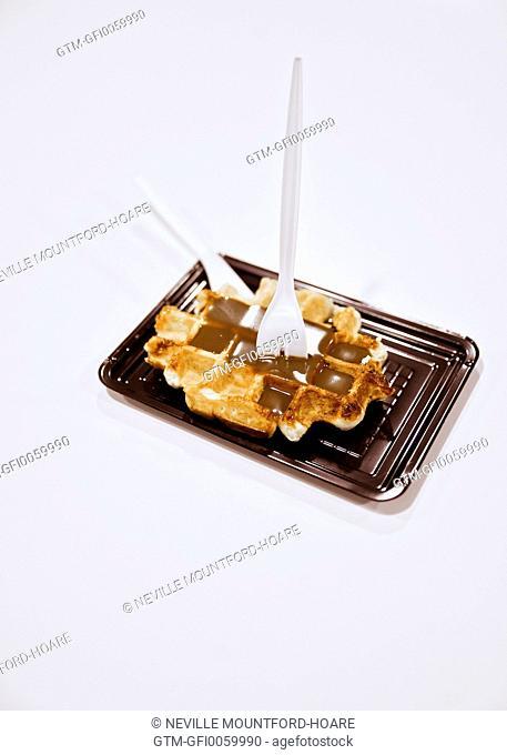 Take Away Belgian Waffle