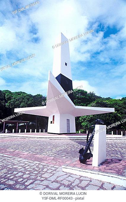 Cabo Branco lighthouse, João Pessoa, Paraíba, Brazil