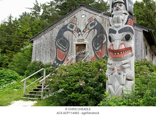 Haida Arts & Jewellery, Haida Gwaii, formerly known as Queen Charlotte Islands, British Columbia, Canada