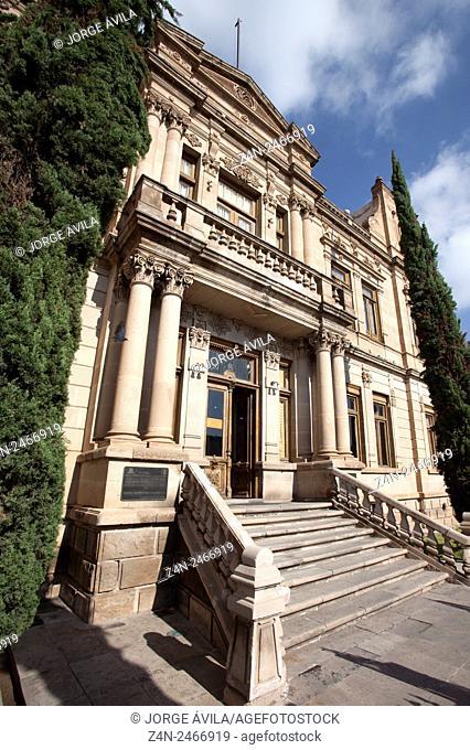 Regional Museum, Durango, Mexico