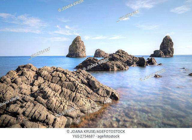 Aci Trezza, Riviera dei Ciclopi, Catania, Sicily, Italy