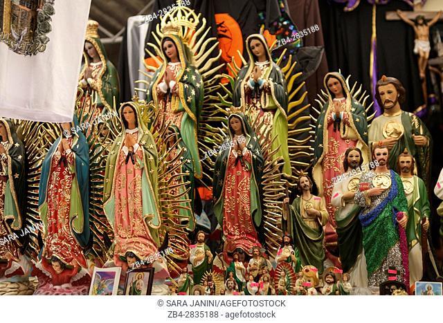Mercado de La Merced, Distrito Federal, Mexico, America