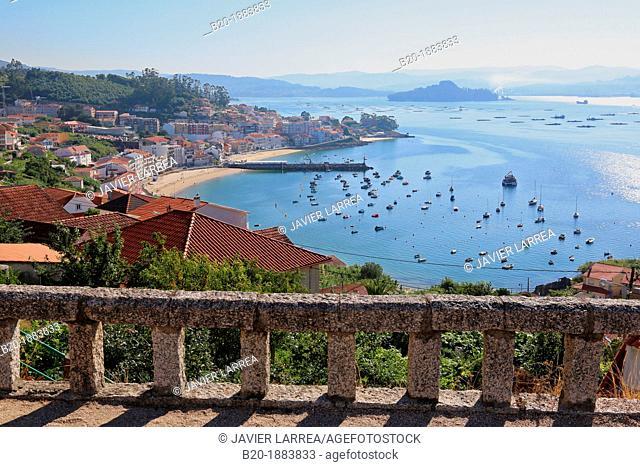 Ria de Pontevedra, Raxo, Pontevedra province, Galicia, Spain