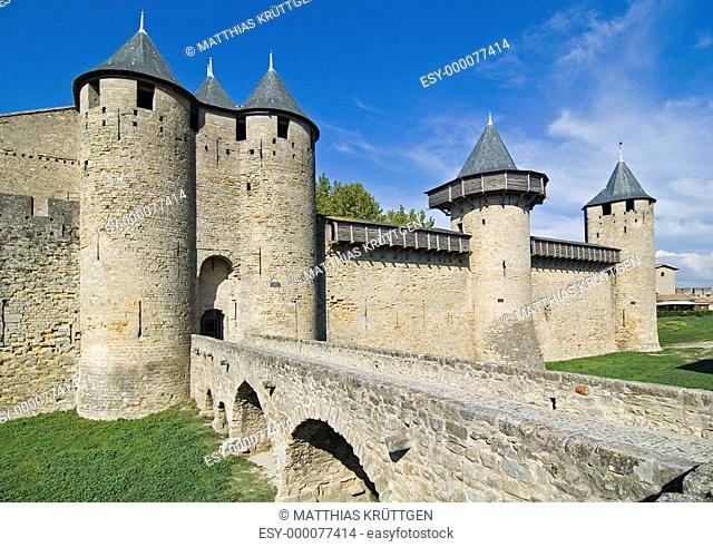 Cite de Carcassonne 3