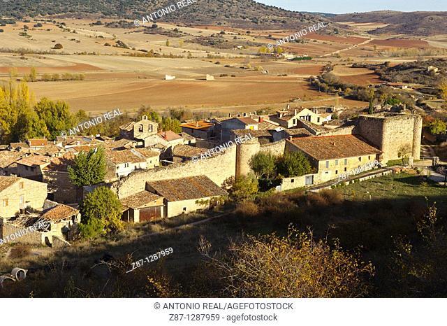 Palazuelos, Ruta del Románico Rural y Ruta de Don Quijote, Guadalajara, Spain