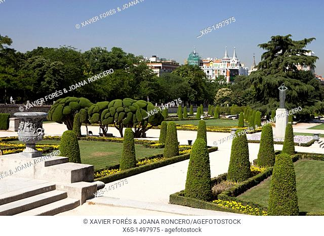 Parque del Buen Retiro, Madrid, Spain