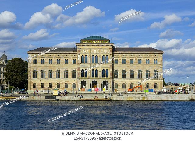 National Museum Stockholm is the capital and largest city of Sweden