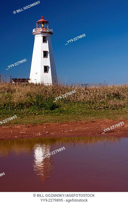 North Cape Lighthouse - North Cape, Prince Edward Island, Canada