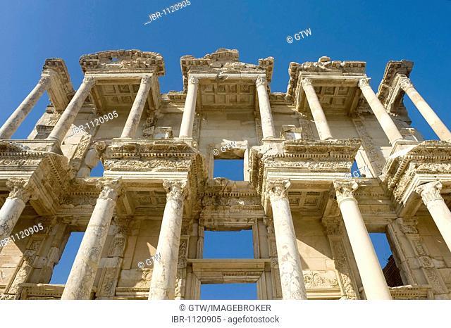 Ephesus, Celsus Library, Turkey