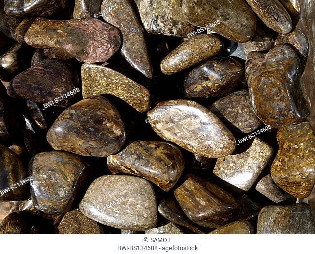 bronzite, being effective on early symptoms of old age, skin, brain, bones, nerves, sciata