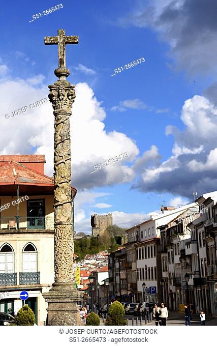Cross of Pedra, Bragança, Tras-os-Montes, Portugal