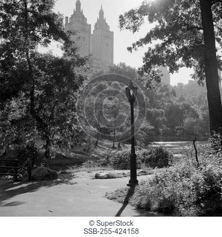 USA, New York State, New York City, Central Park