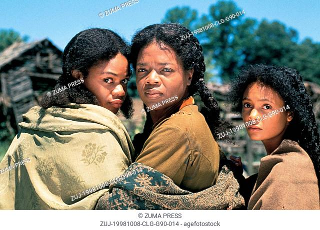 Oct 08, 1998; Los Angeles, CA, USA; OPRAH WINFREY stars as Sethe in the Jonathan Demme film, 'Beloved.' (Credit Image: © Courtesy of Touchstone...