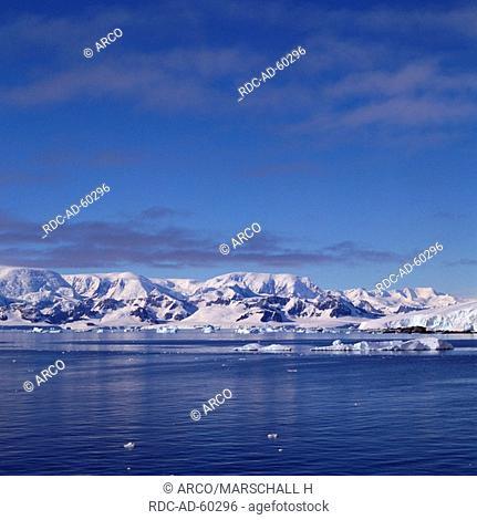 Port Lockroy, Wiencke Island, Antarctic Peninsula, Antarctica