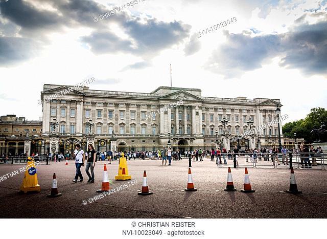 Buckingham Palace, City of Westminster, London, United Kingdom