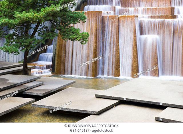 Ira Keller Fountain, Portland, Oregon, USA