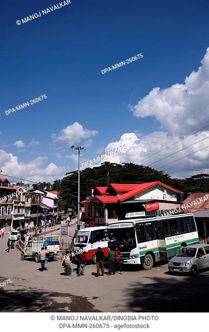 Chail city, Kasauli, himachal pradesh, India, Asia