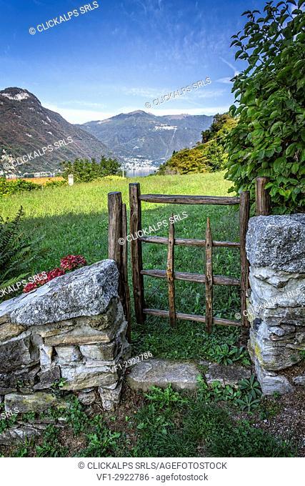 Careno, lake Como, Como province, Lombardy, Italy, Europe