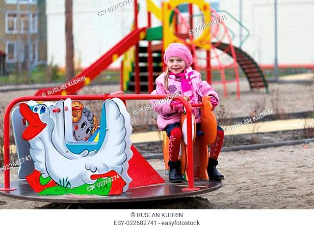 0fca1ec52 Child carousel Stock Photos and Images   age fotostock