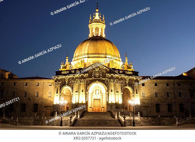 Loyola Cathedral, Azpeitia, Basque Country