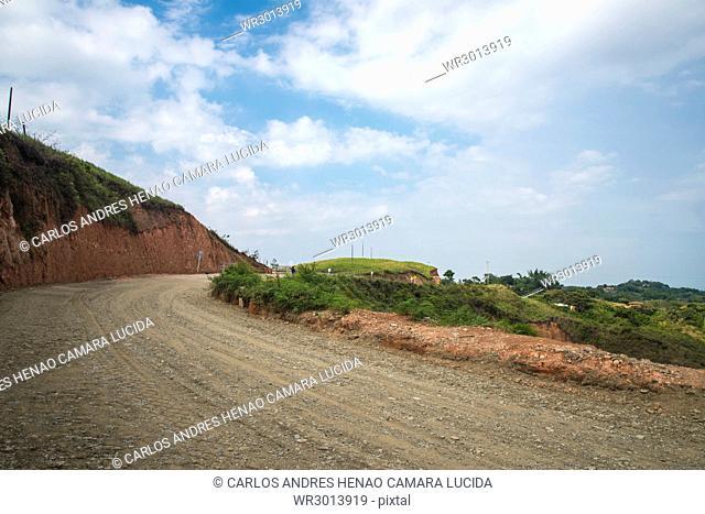 Via La Balsa, Cundinamarca, Colombia