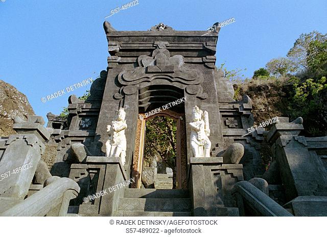 Hindu temple. Bali. Indonesia. South East Asia