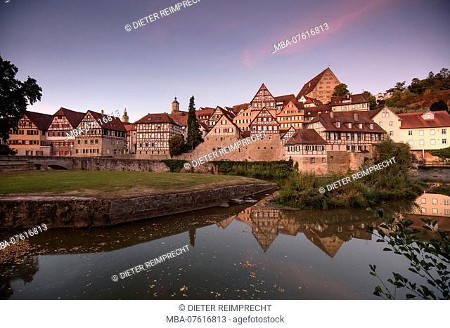 Schwäbisch Hall, old town