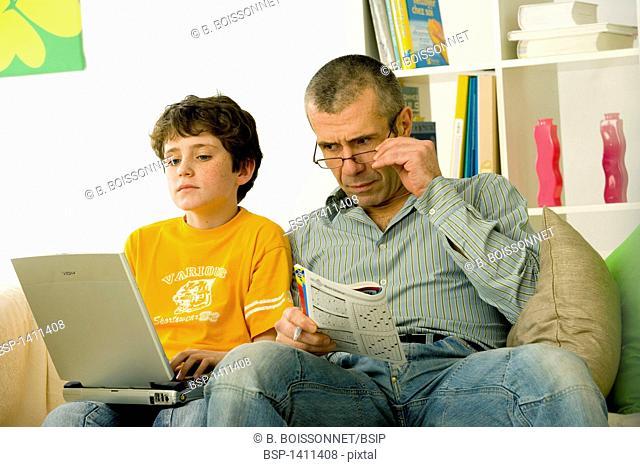 CHILD, COMPUTER Models