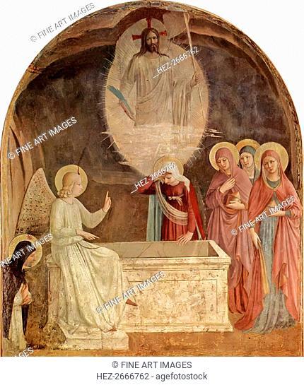 The Resurrection, c. 1440