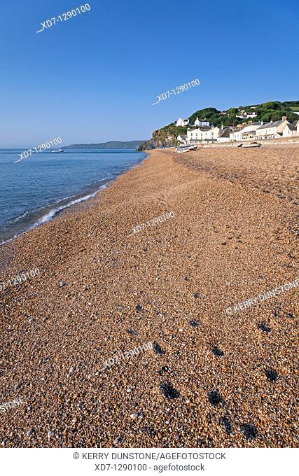 England Devon Torcross and Slapton Sands