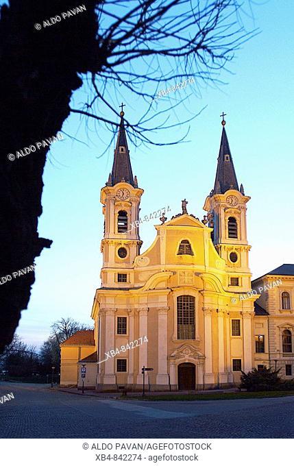 Jesuit church, Esztergom, Hungary