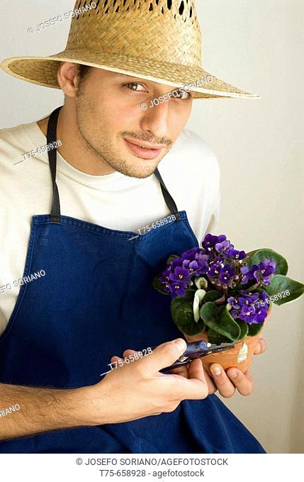 Flower-grower