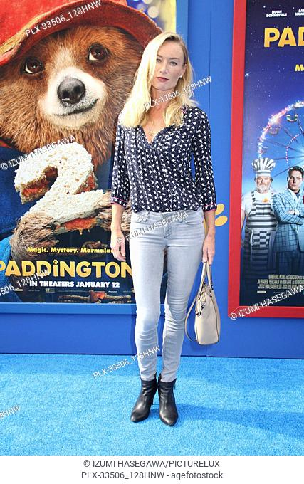 "Victoria Smurfit 01/06/2018 The U.S. Premiere of """"Paddington 2"""" held at The Regency Village Theatre in Los Angeles, CA Photo by Izumi Hasegawa / HNW /..."