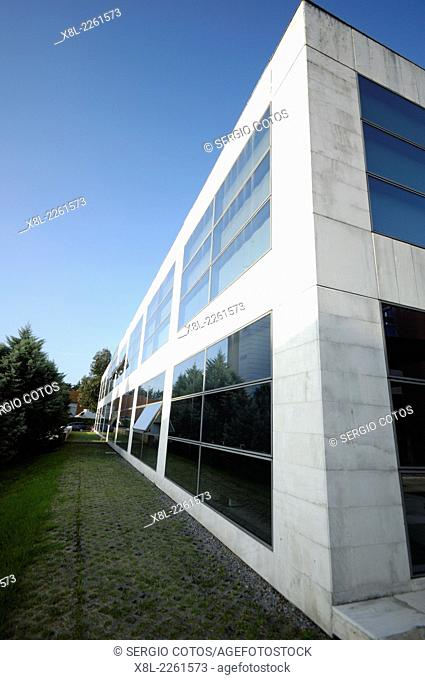 offices in the technological park Zuatzu, San Sebastian, Guipuzcoa
