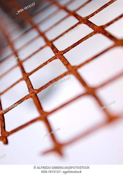 Metal net