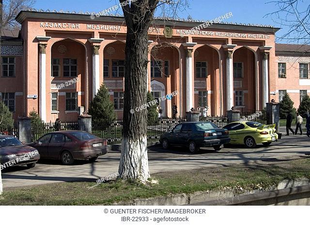 Medical Institut Almaty Kazakhstan