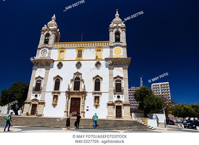 Igreja do Carmo, Faro, Algarve, Portugal, Europe
